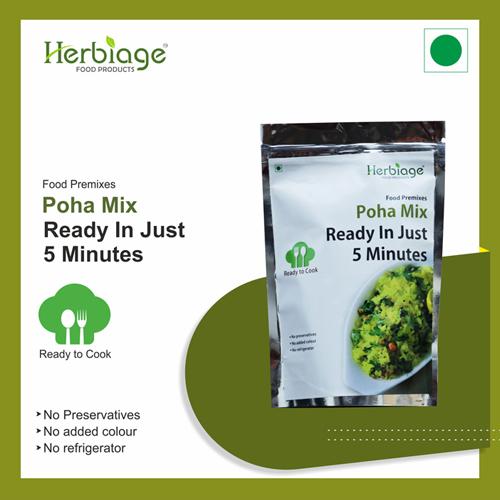 Herbiage-Poha-Mix